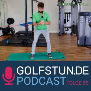 #55 Fitnesstraining für Golfer