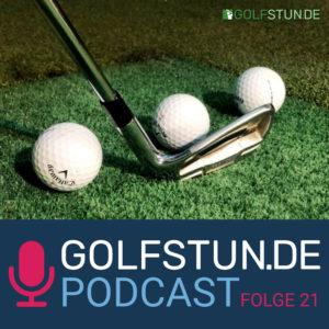 #21 Besser golfen durch mittige Ballkontakte