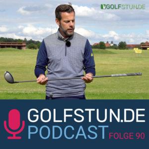 #90 Golfschläger zusammenstellen