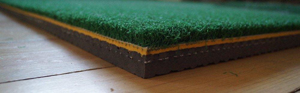 abschlagmatte 1 - Optishot 2 – Golfsimulator für zu Hause