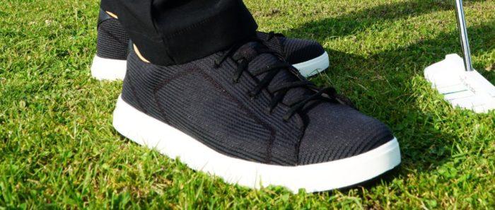 adipure knit seite 700x297 - Die schönsten Herren-Golfschuhe im Sneaker-Style