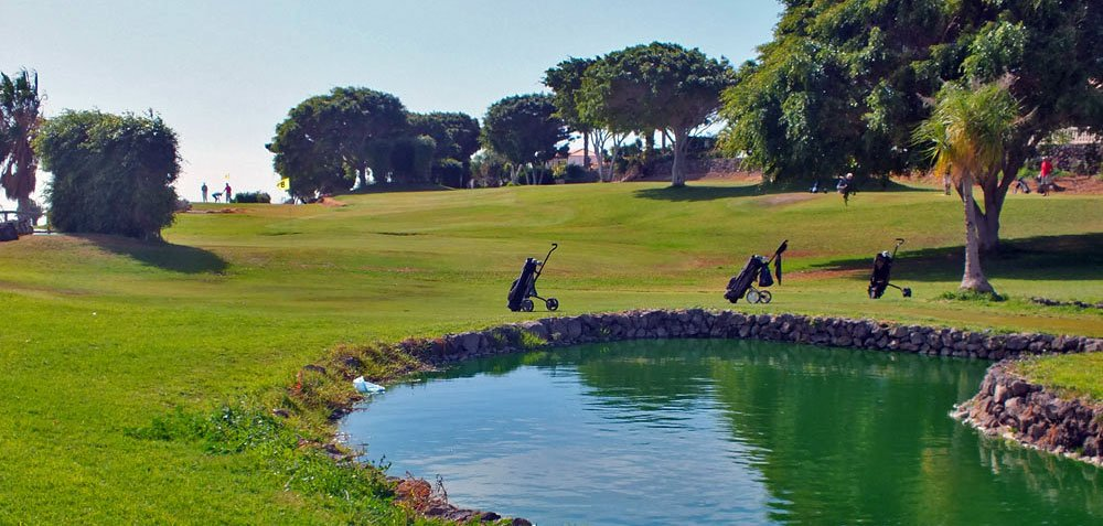 Amarilla Golf & Country Club auf Teneriffa