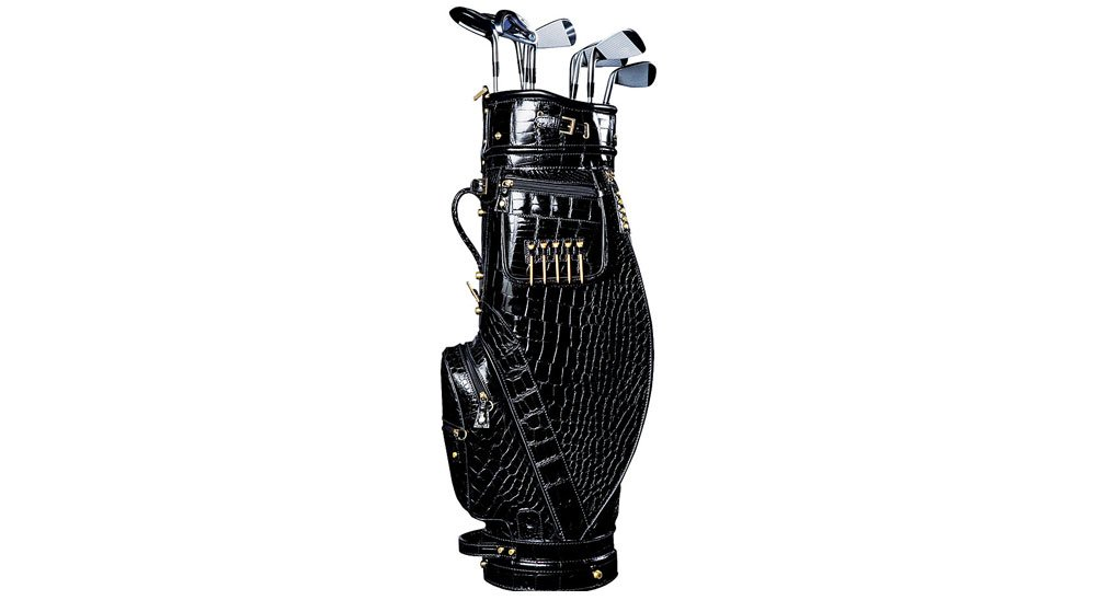 ambrosi golfbag - Die 8 teuersten Luxus-Golfbags der Welt
