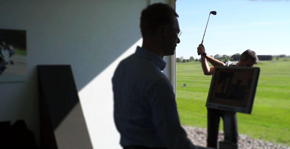 Golfstunde Oliver Heuler