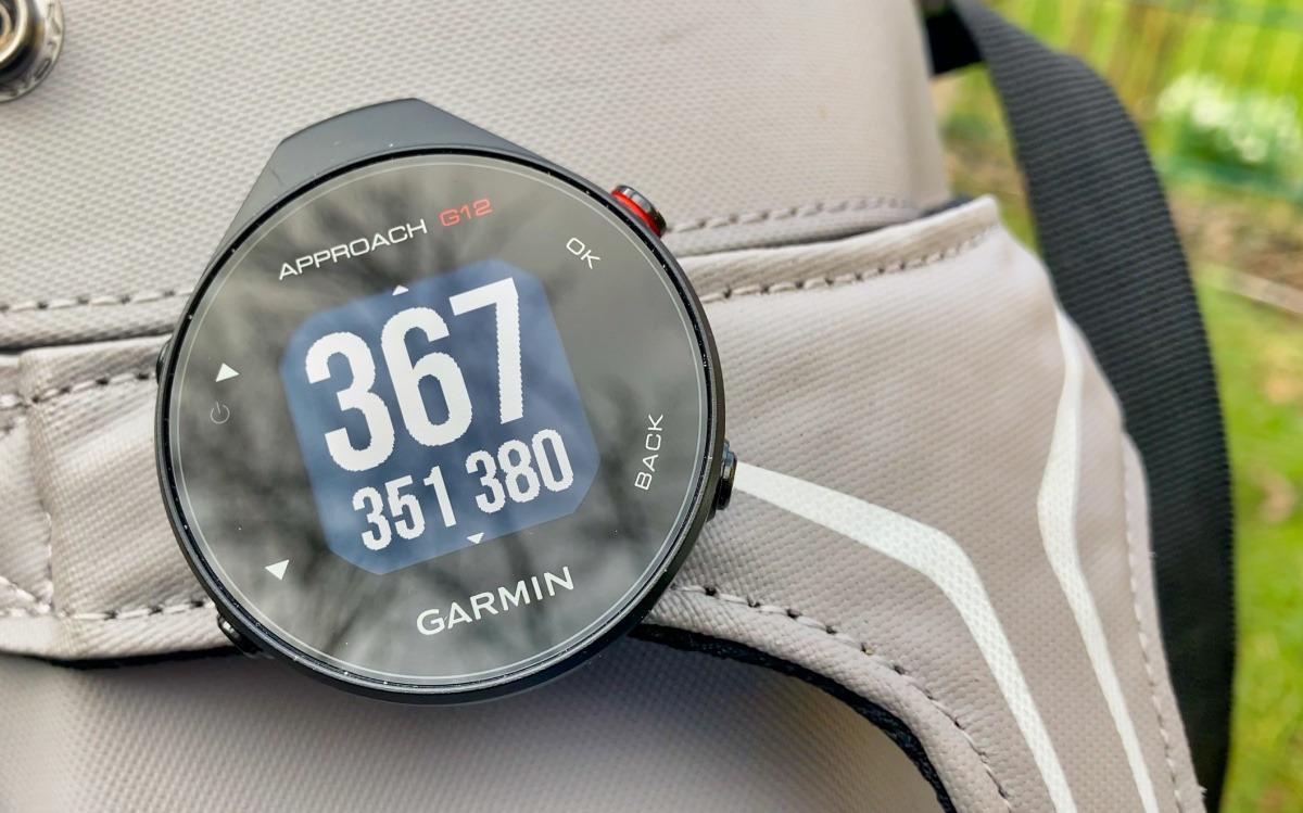 approach g12 - Approach G12 – Das neue Golf-GPS von Garmin im Test