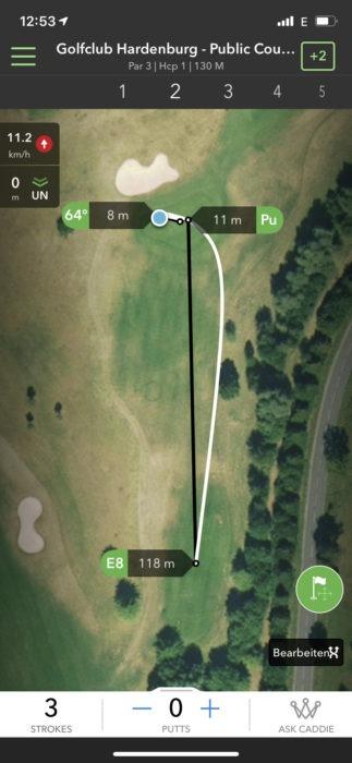 arccos1 323x700 - Die besten Golf-Apps zur Rundenanalyse