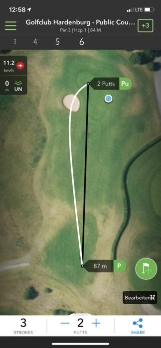 arccos3 323x700 - Die besten Golf-Apps zur Rundenanalyse