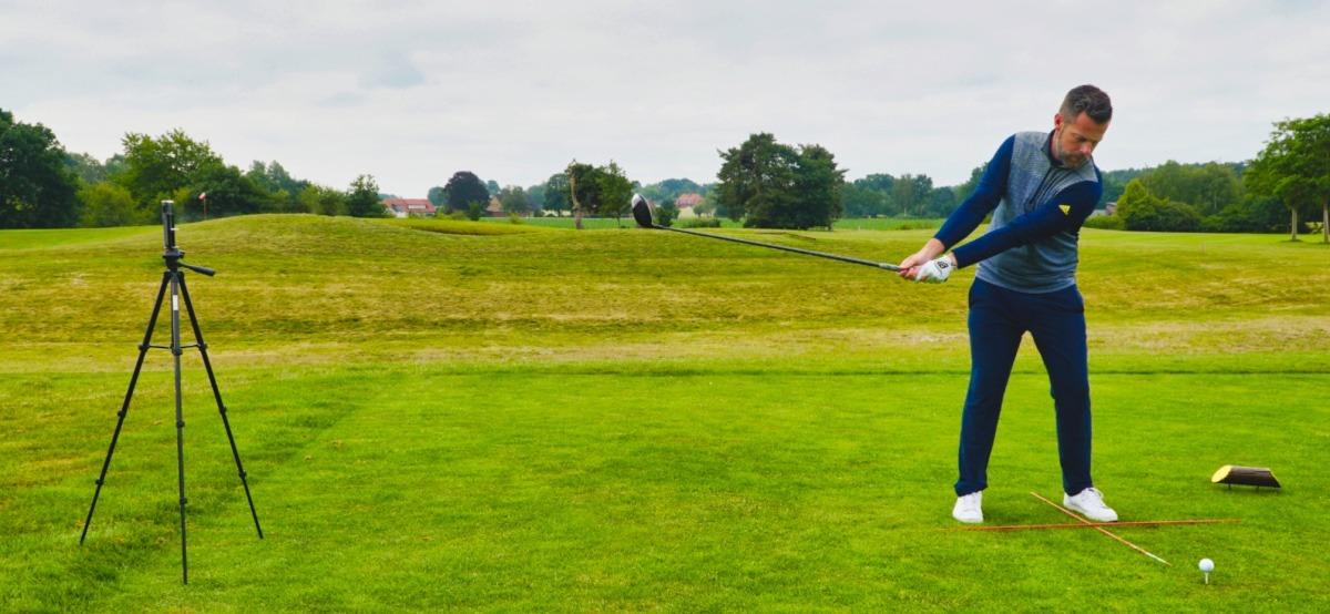 aufnahme golfschwung - Golfschwung aufnehmen, Technik verbessern (App-Tipp)