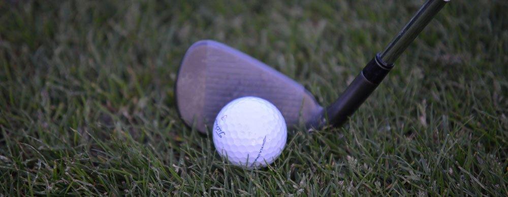 ball mittig - Differenzielles Lernen im Golf