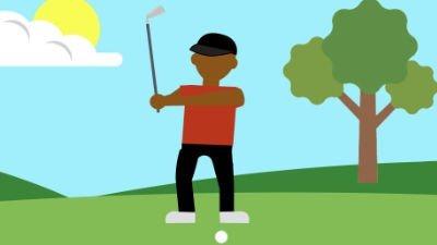Bekannte Golfer