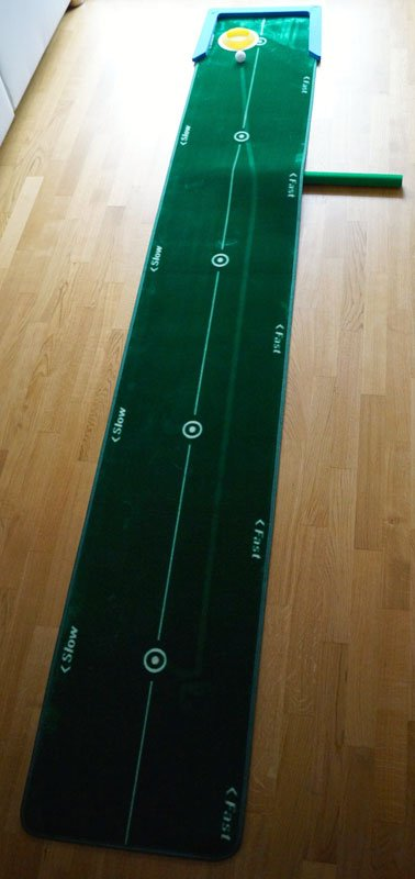 best track puttingmatte - Best Track Visible Touch Puttingmatte