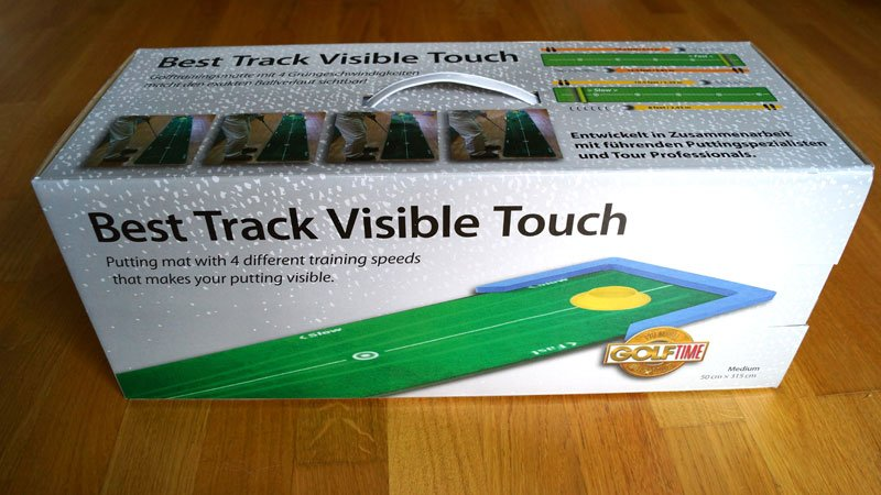 best track visible touch - Best Track Visible Touch Puttingmatte