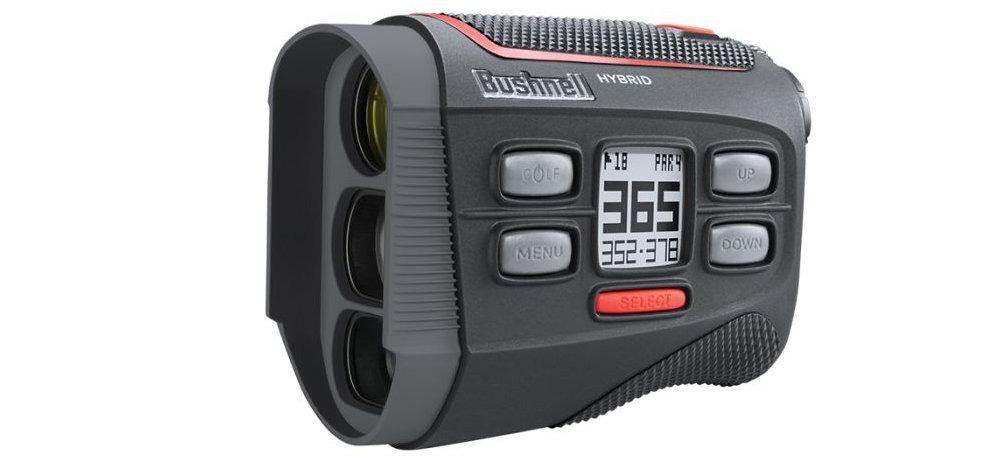 bushnell hybrid - Golf-Entfernungsmesser - Die besten Golf-Laser