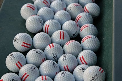 driving range baelle - Golfball
