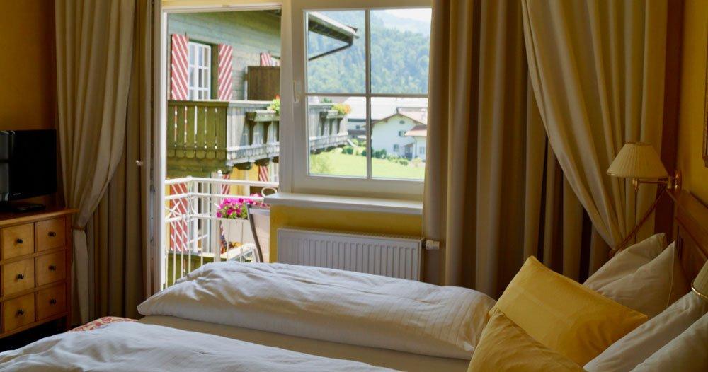 ebners waldhof zimmer - Golfurlaub am Fuschlsee in Österreich