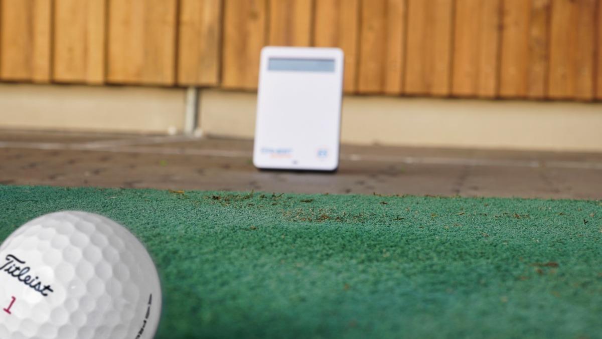 es ba ball - ESB1 – Launch-Monitor von Ernest Sports (Testbericht)