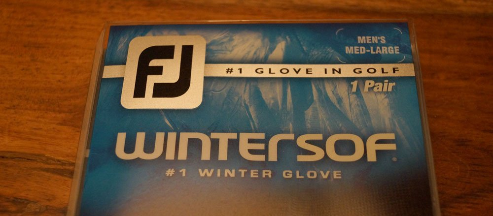 fj wintersof - Golf-Winterhandschuhe: FootJoy WinterSof