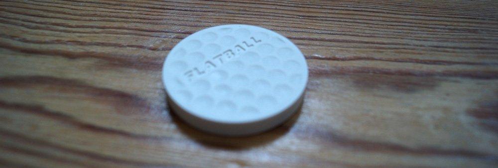 flatball - Optishot 2 – Golfsimulator für zu Hause
