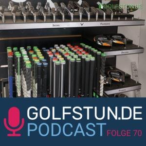 #70 Golfschläger-Fitting