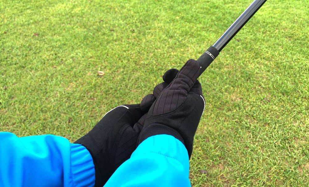 footjoy draussen - Golf-Winterhandschuhe: FootJoy WinterSof