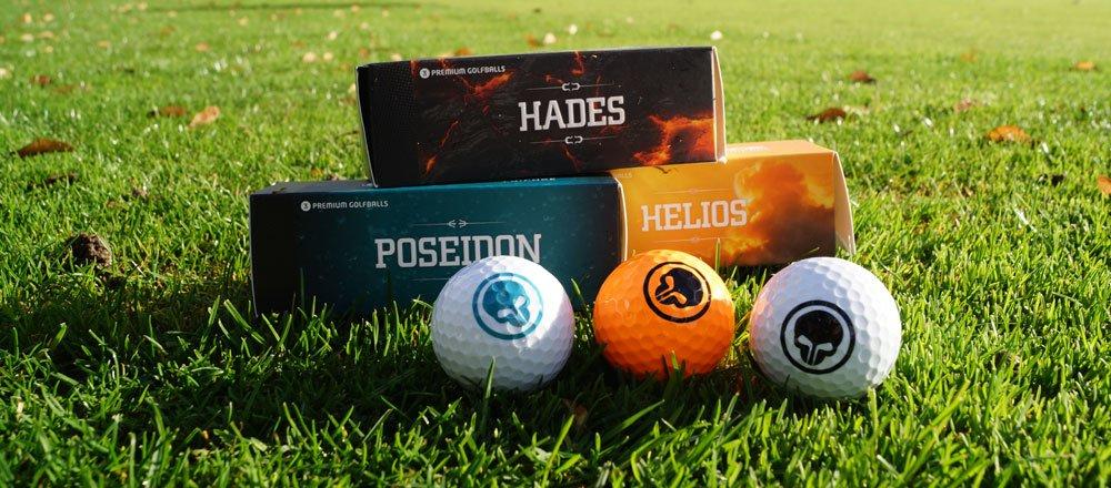 Hades, Poseidon und Helios