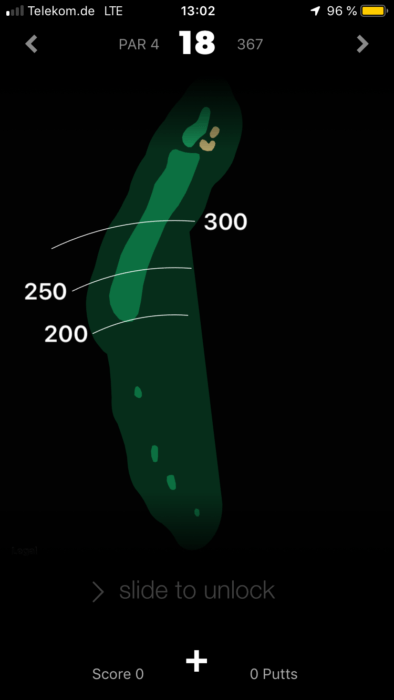 gamegolf 2 394x700 - Die besten Golf-Apps zur Rundenanalyse