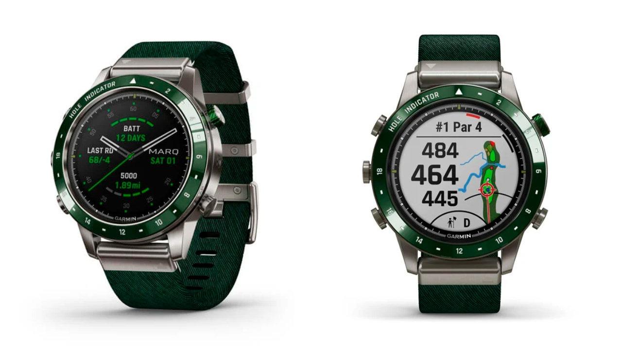 garmin marq - Luxus-Uhren mit Golf-Funktion – edle Zeitmesser für Golfer