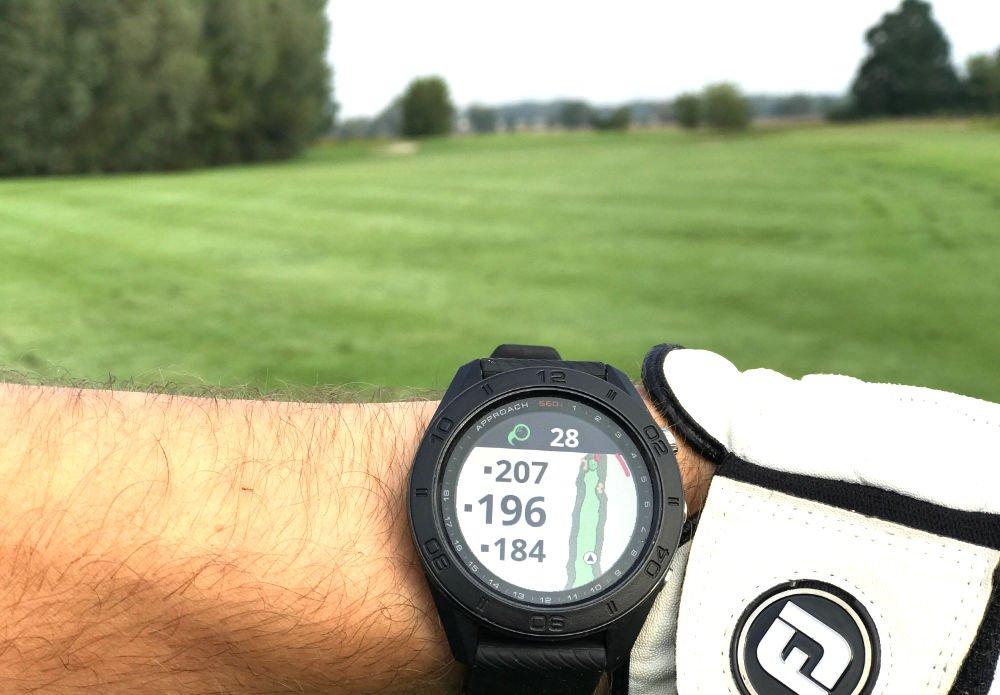 Entfernungsmesser Golfuhr Test : Tomtom golfer u gps golf uhr im test