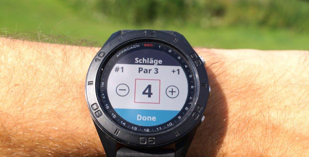 Entfernungsmesser Golfuhr Test : Garmin approach s u mehr als eine golfuhr