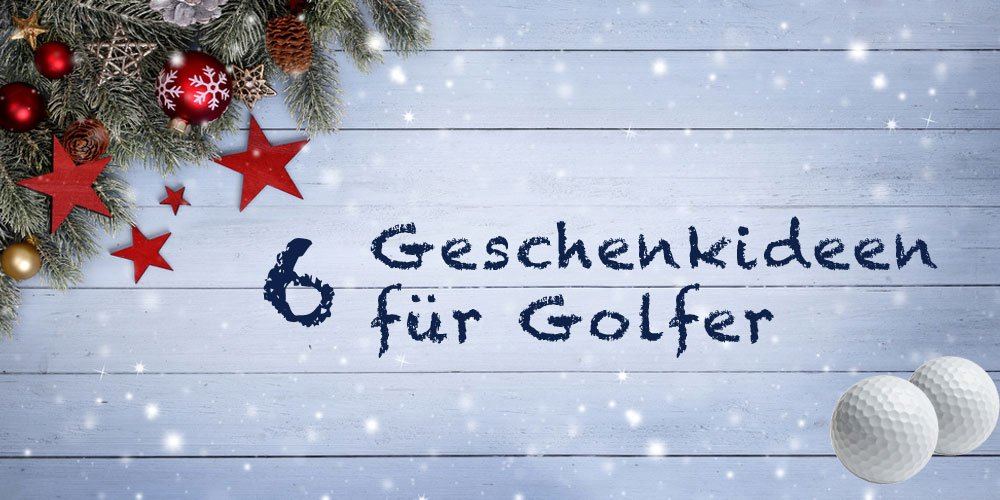 geschenkideen golf - 6 Geschenkideen für Golfer zu Weihnachten