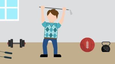 Golfathletik