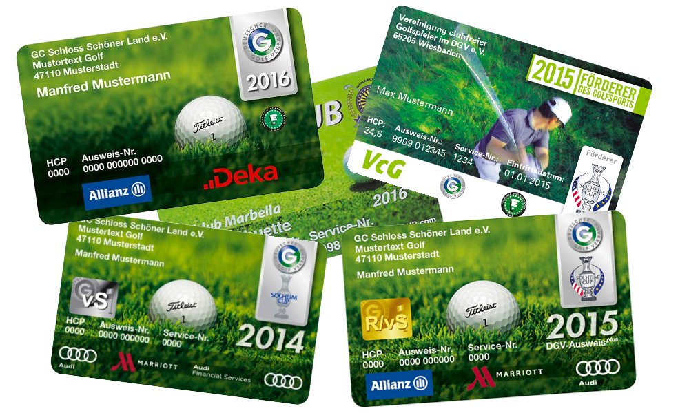golf ausweise - Mitgliedschaft oder nicht? Was Du als Golf-Anfänger wissen solltest.