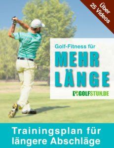 Golf-Fitness für mehr Länge – Trainingsplan für längere Abschläge
