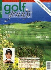 golf genuss - Deutsche Golf-Zeitschriften