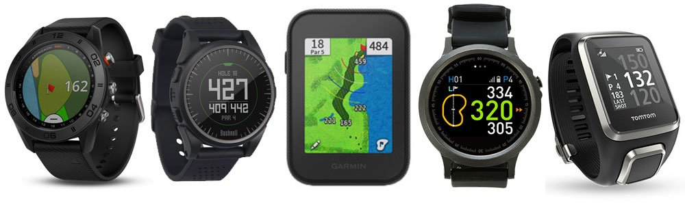 Die besten GPS-Uhren für Golfer