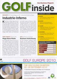 golf inside - Deutsche Golf-Zeitschriften