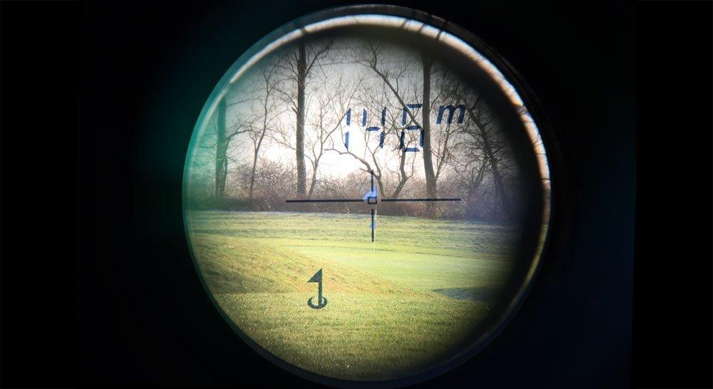 Golf Laser Entfernungsmesser Gebraucht : Entfernungsmesser u laser gps oder app