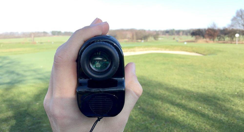golf laser platz - 24-Golfchampion Entfernungsmessgerät im Test