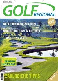 golf regional - Deutsche Golf-Zeitschriften