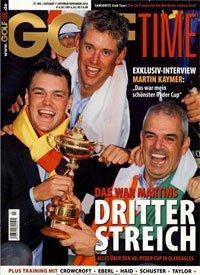 golf time - Deutsche Golf-Zeitschriften