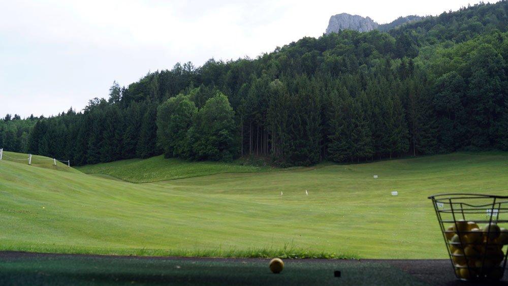 golf waldhof range - Golfurlaub am Fuschlsee in Österreich