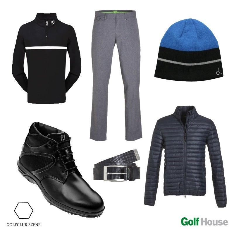 golf winteroutfit - So vermeidest Du kalte Füße beim Golfen