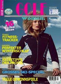 golf women - Deutsche Golf-Zeitschriften