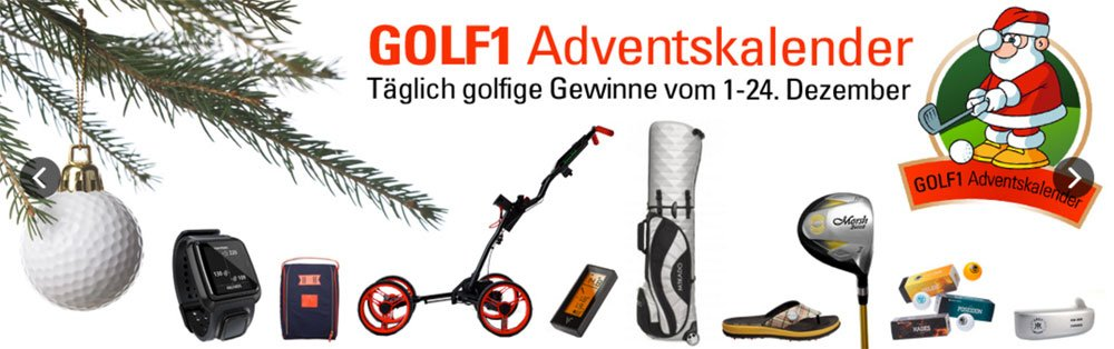 GOLF1-Adventskalender