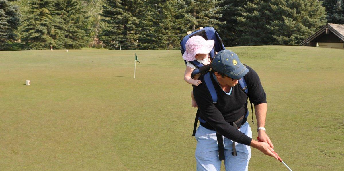 golfen mit kindern - Kindergolf – Nachwuchs auf dem Golfplatz
