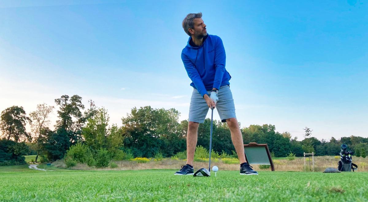 golfino hoodie driver - Lässiger Golf-Look – Die neue Hoodie-Kollektion von Golfino