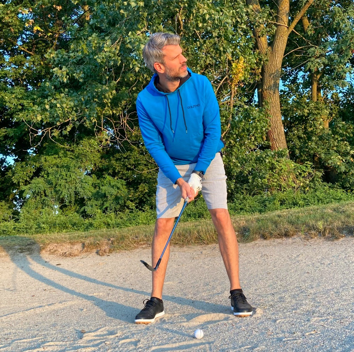 golfino legeres outfit - Lässiger Golf-Look – Die neue Hoodie-Kollektion von Golfino