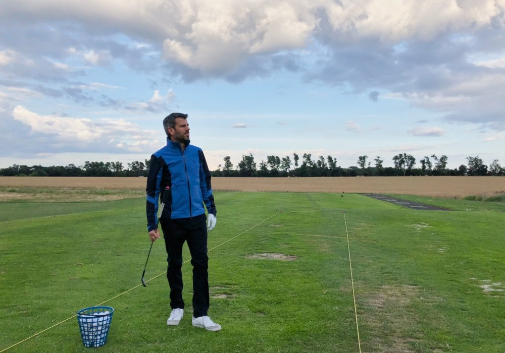 »Golf Contention Jacke« von Peak Performance