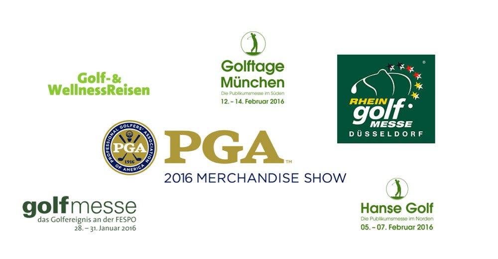 Golf-Messen 2016