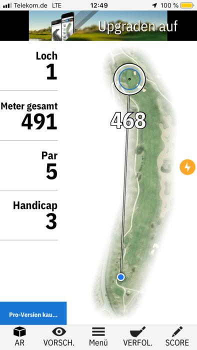 golfshot 1 394x700 - Die besten Golf-Apps zur Rundenanalyse